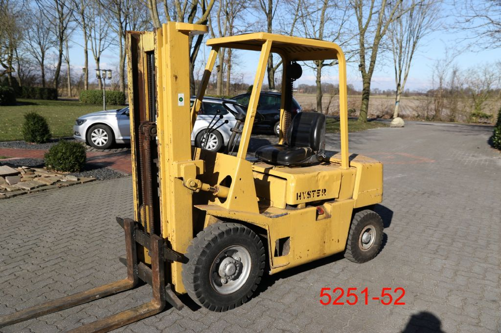 Hyster H 2.5 XL