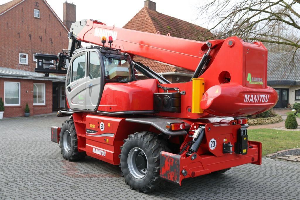 Manitou MRT 2470 Stage 4